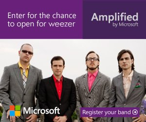 Amplified by Microsoft