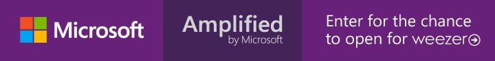 Amplified by Microsoft Contest