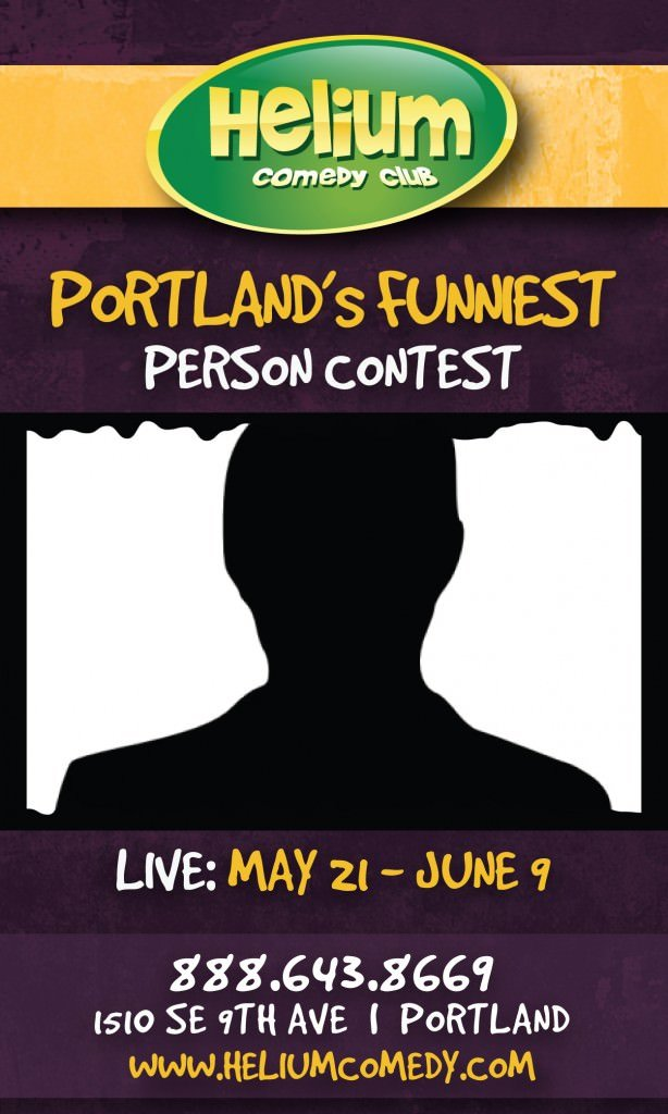 Portland's Funniest Person Contest