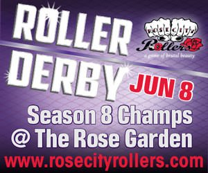 Rose City Rollers Season 8 Championships
