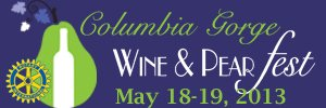 Columbia Gorge Wine & Pear Festival