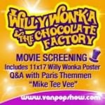 Willy Wonka Movie Screening