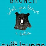 Hungover Brunch @ Swift Lounge