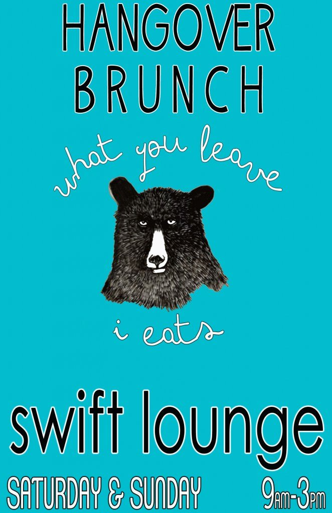 Hangover Brunch @ Swift Lounge