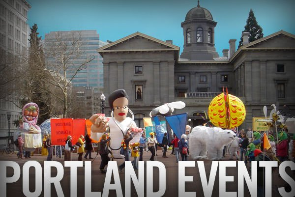 Portland Events Calendar & Ticket Giveaways