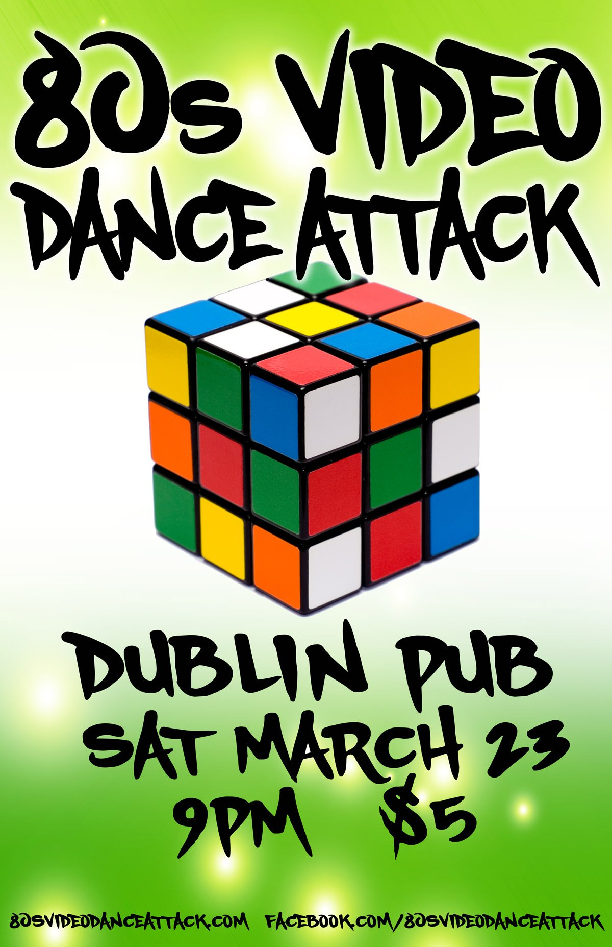 80s VDA Dublin Pub