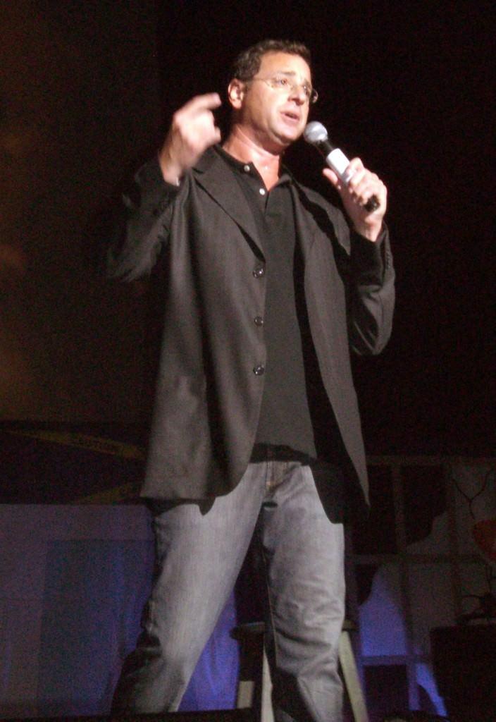 Bob Saget @ Helium Comedy Club