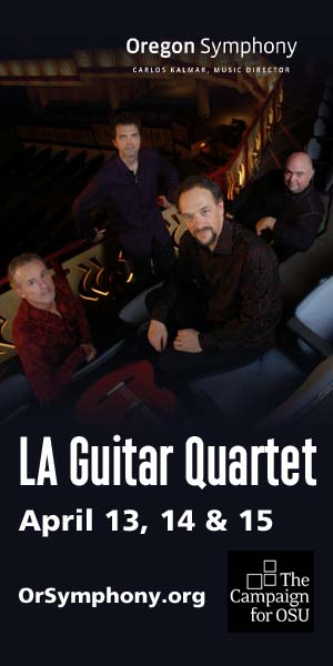 LA Guitar Quartet w/ Oregon Symphony