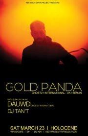 Gold Panda @ Holocene