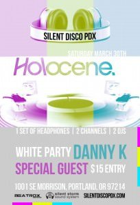 Silent Disco @ Holocene