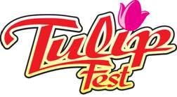 tulip fest logo