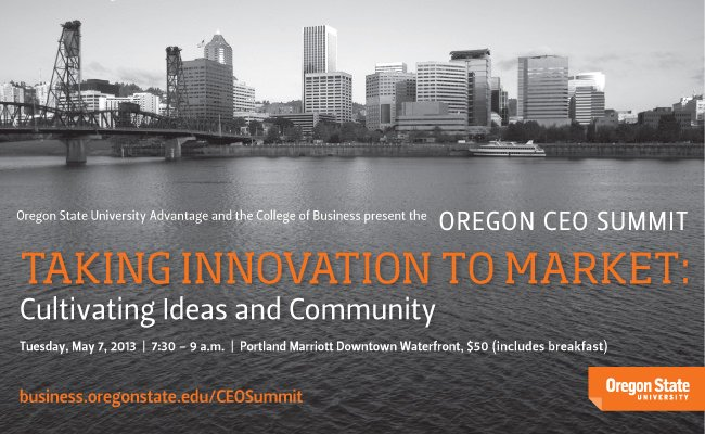 CEO Summit 2013 Portland