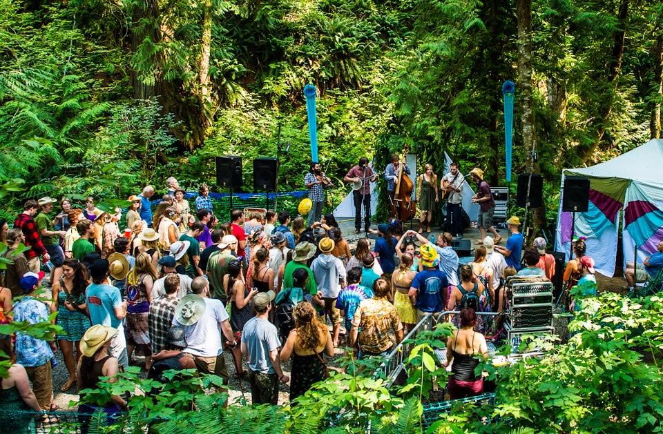 2014 northwest string summit outdoor music festival for Holiday craft fairs portland oregon