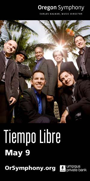 Tiempo Libre @ Oregon Symphony