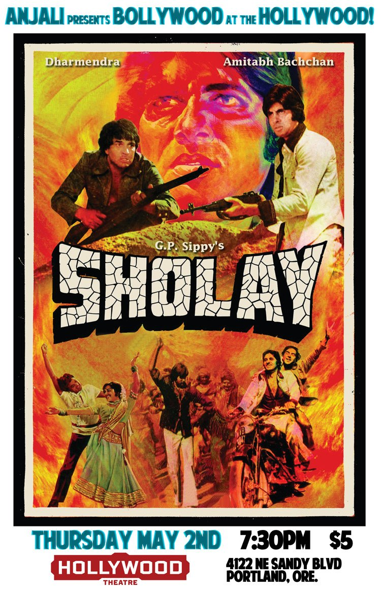 Sholay @ Hollywood Theatre