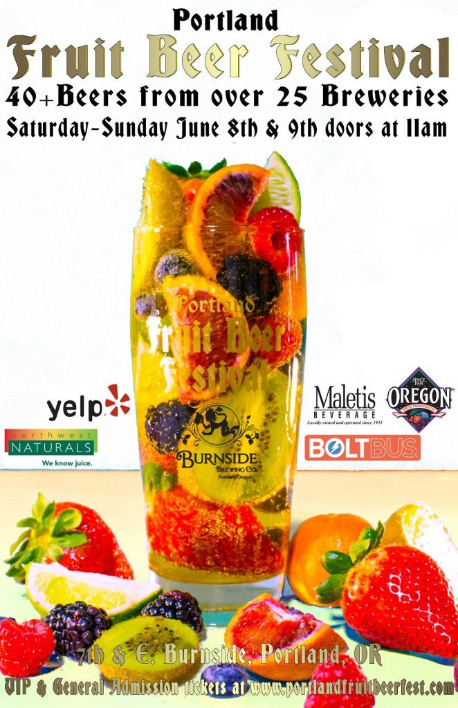 2013 Portland Fruit Beer Festival
