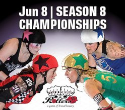 Rose City Rollers Championship