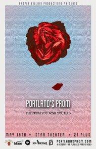 Portland's Prom 2013