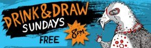Drink & Draw @ The Goodfoot