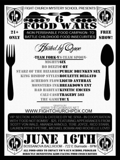 Food Wars 6
