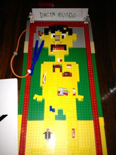 Lego Tournament w/ Shanrock @ Cruzroom