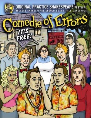 Comedie of Errors @ OPsFest 2013