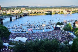 Waterfront Blues Festival 2014