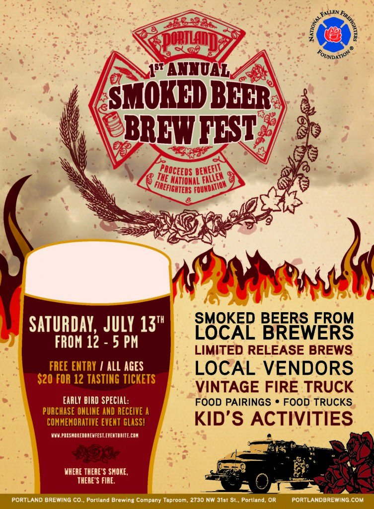 Smoked Beer Brew Fest @ Portland Brewing Co.