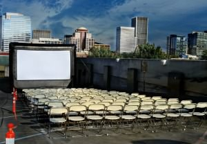 2013 - The Return of Top Down: Rooftop Cinema