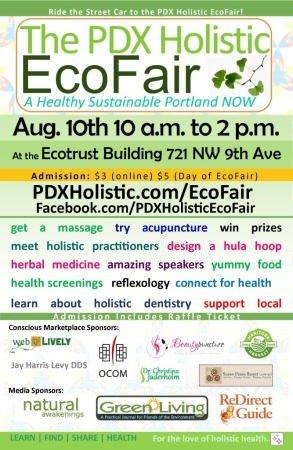 PDX Holistic EcoFair @ Ecotrust