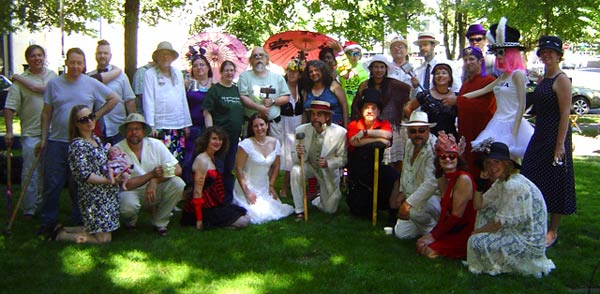 Portland Mondo Croquet & Mad Hatter Picnic