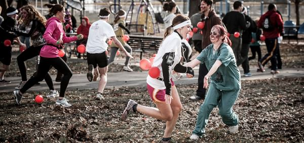 Portland Zombie Run