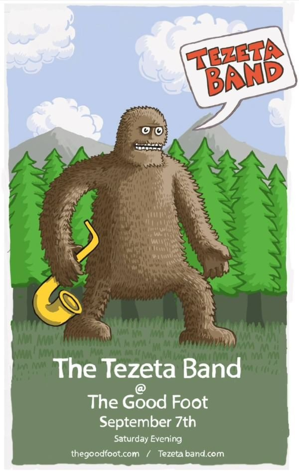 Tezeta Band @ Goodfoot