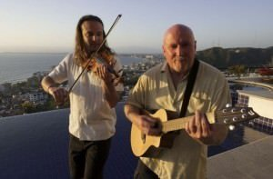 Concert Rock Violinist Aaron Meyer & Guitarist Tim Ellis @ Jimmy Mak's