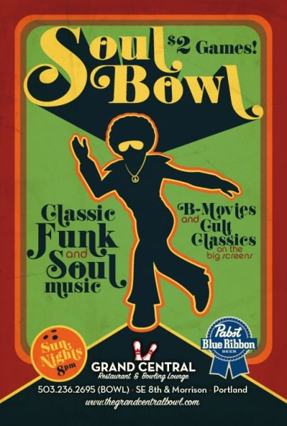 Soul Bowl @ Grand Central