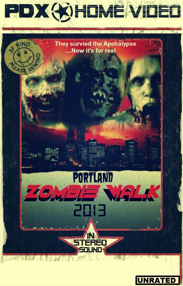 2013 Portland Zombie Walk
