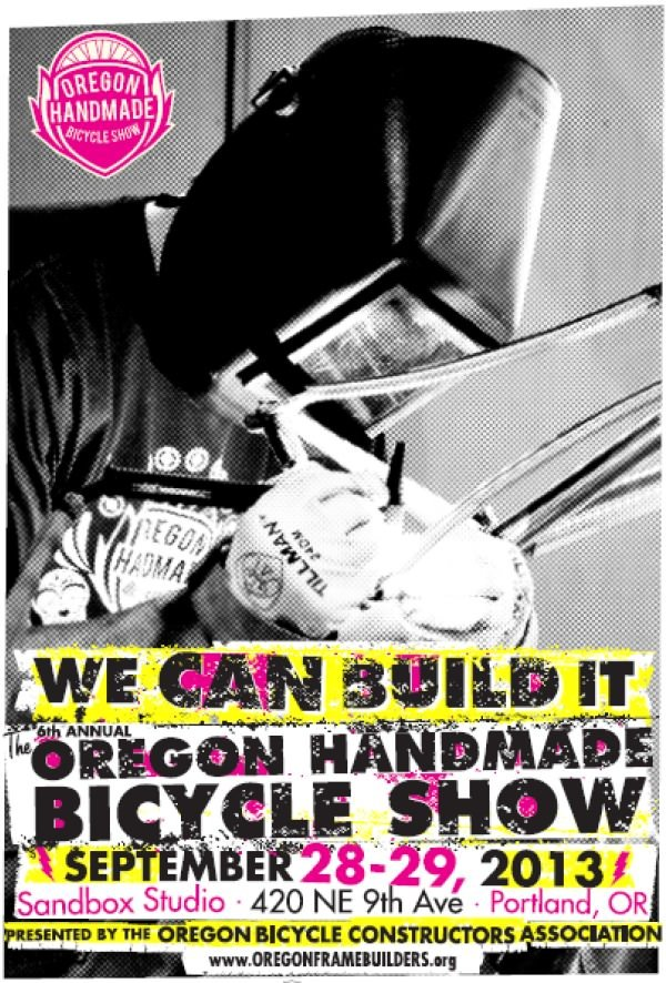 Oregon Handmade Bicycle Show