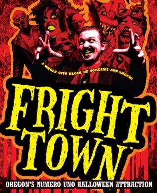 FrightTown 2013