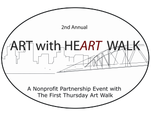 Art with heart walk September 2013