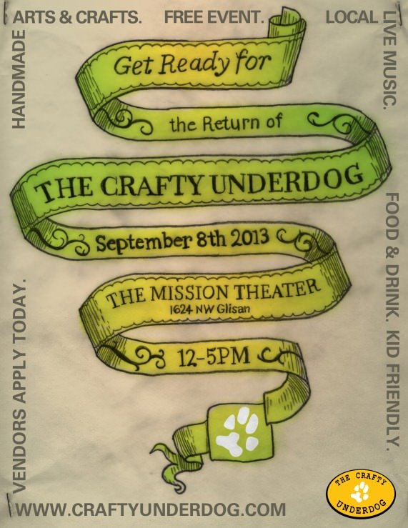 The Crafty Underdog @ Mission Theater