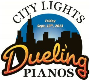 City Lights: Dueling Pianos @ Hotel deLuxe