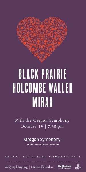 Portland's Indies @ Arlene Schnitzer Concert Hall