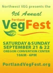 Portland VegFest @ Oregon Convention Center
