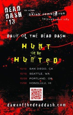 Dawn of the Dead Dash 2013