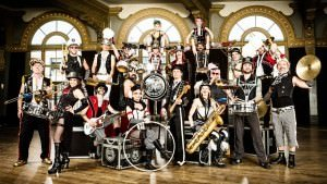 March 4th Marching Band @ Bossanova Ballroom