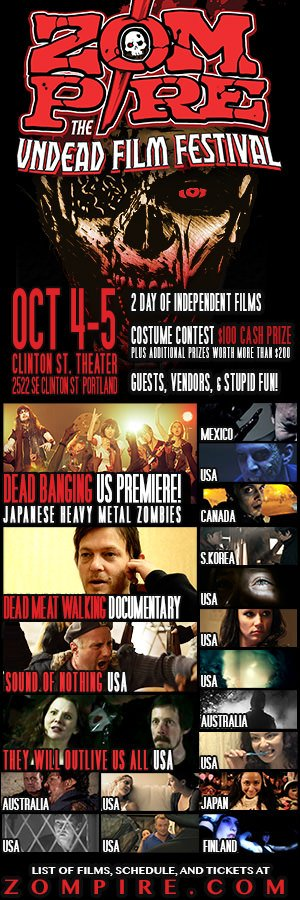 Zompire: The Undead Film Festival