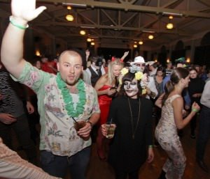 Halloween Party @ McMenamins Kennedy School