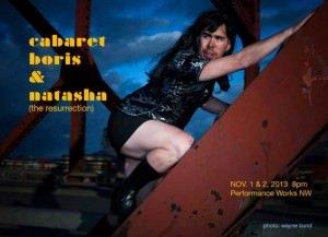 Cabaret Boris & Natasha