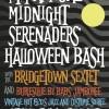 Midnight Serenaders Halloween Bash @ The Secret Society