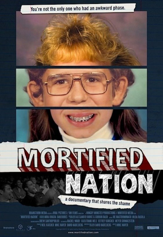 Screening of Mortified Nation @ Mission Theater